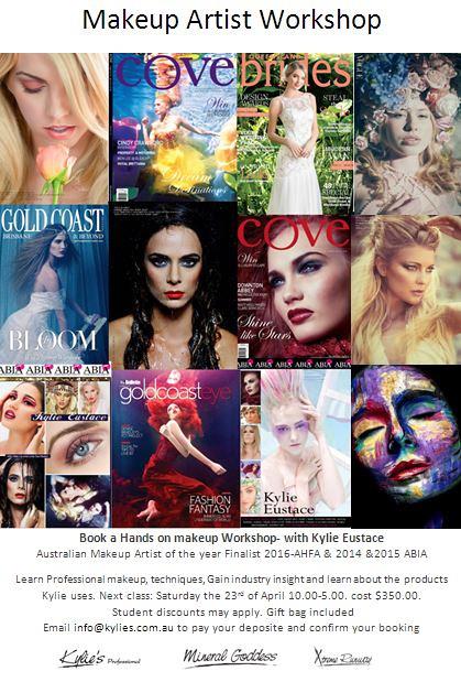 Makeup Artist Workshop