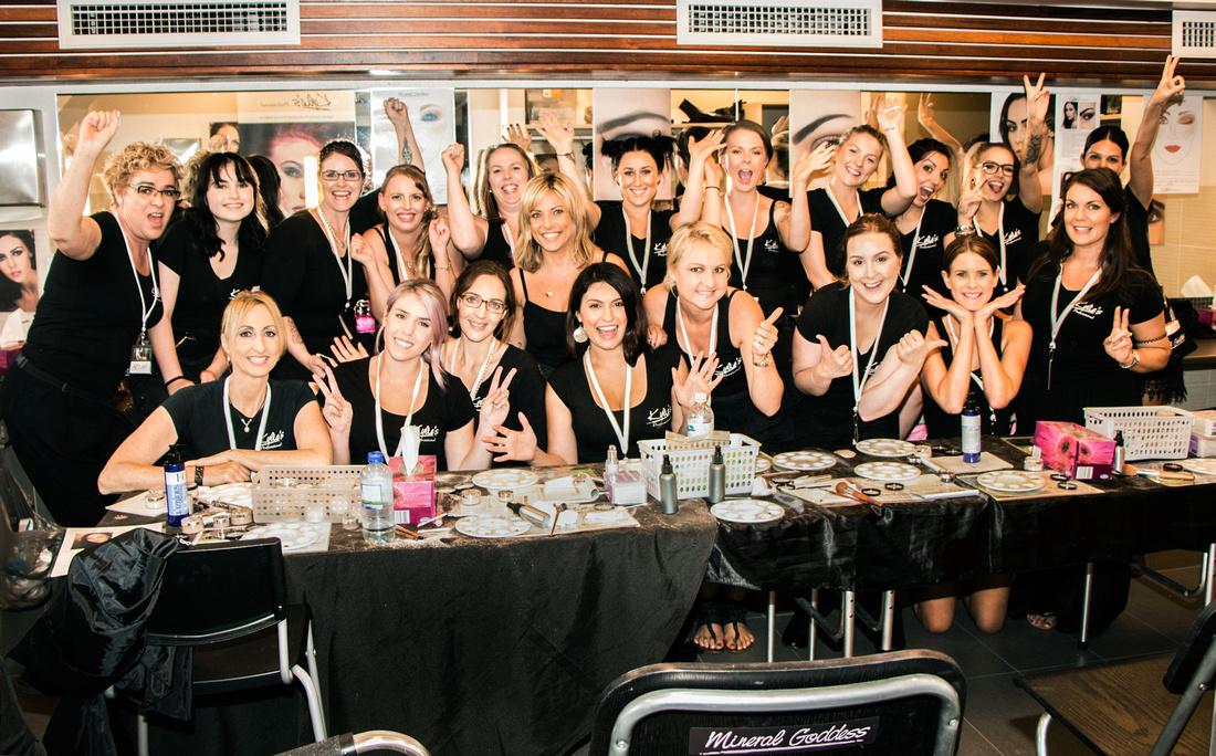 2015-SCFF-Kylies-makeup-team